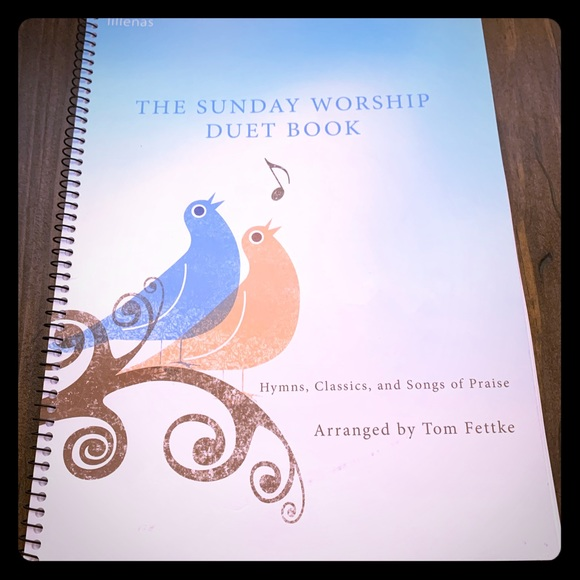 Other - The Sunday Worship Duet Piano spiral bound book